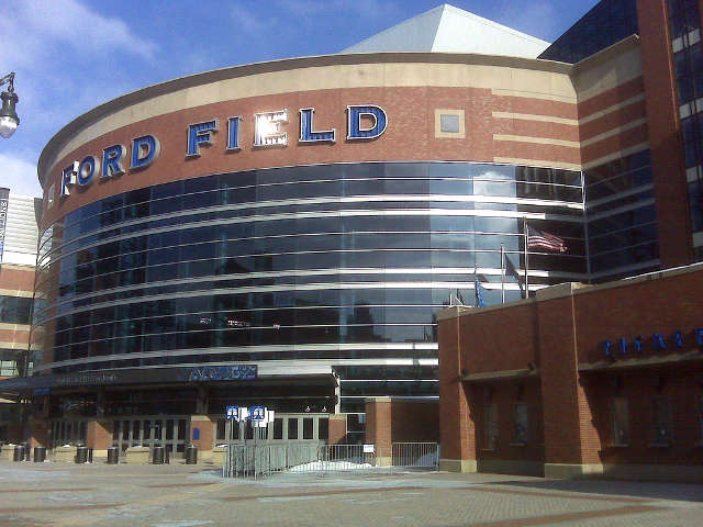 Ford Field: Home of the Detroit Lions